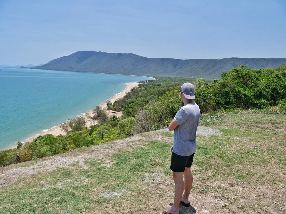 Beautiful coast line – Tropical North Queensland