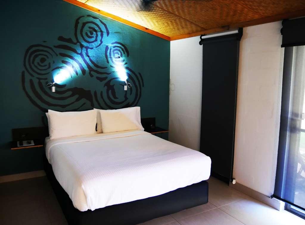 Our room at Cooinda Lodge Kakadu